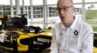 Afbeelding: Technische staff Renault maakt zich op voor Singapore GP
