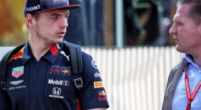 Image: Jos Verstappen rules out racing with son Max Verstappen