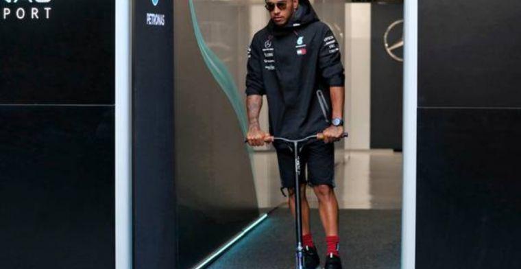 Hamilton: I'm down for hard racing