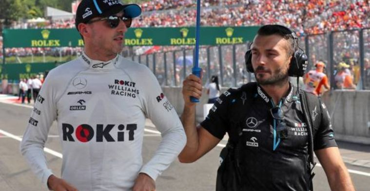 Who are the candidates to replace Robert Kubica?