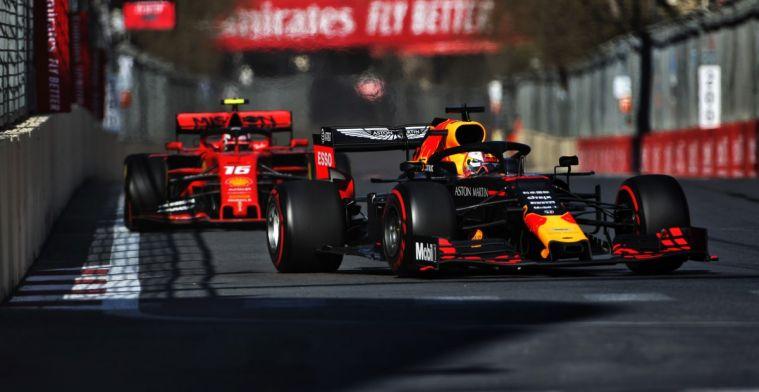 Verstappen begrijpt keuze van Leclerc om afspraken te negeren