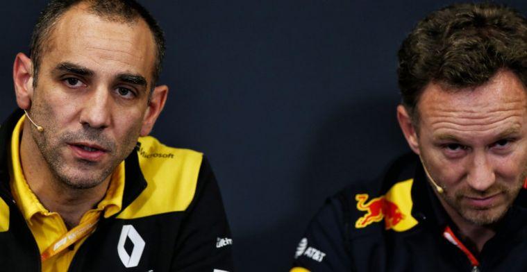 Red Bull kreeg in 2015 voorstel van Renault om fabrieksteam te worden