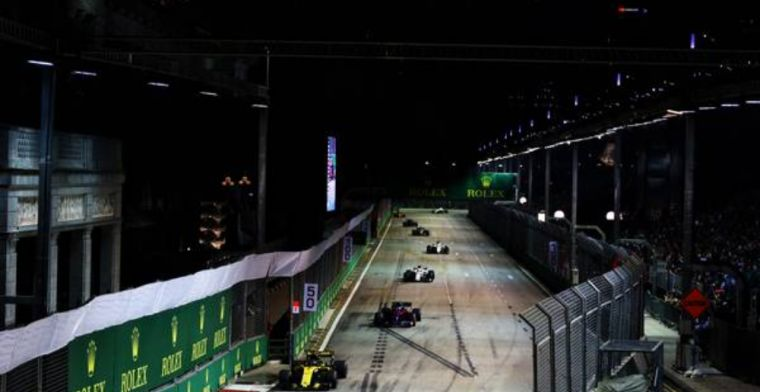 Preview: Singapore Grand Prix - Start times, odds and predictions!