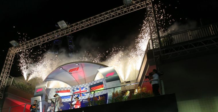 POLL: Wie gaat de Grand Prix van Singapore 2019 winnen?