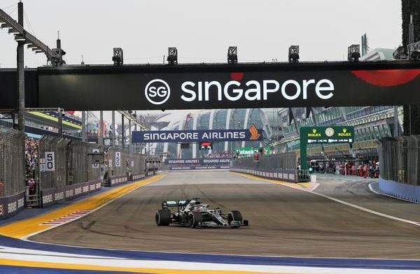 Watch: 2019 Singapore Grand Prix - FP1 - Highlights!