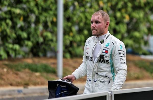 "Valtteri Bottas ""not really sure what was going on"" with lack of pace"