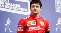 """Image: Charles Leclerc: """"There is no point in celebrating, there are things to learn"""""""