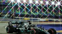 "Image: Paul di Resta on ""rock-solid"" Mercedes speed following FP2 of Singapore Grand Prix"