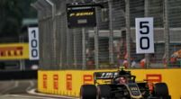 Image: Watch: Sergio Perez & Kevin Magnussen come to blows in FP2 of Singapore Grand Prix