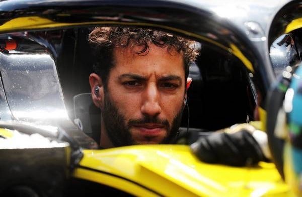 BREAKING: Ricciardo excluded from qualifying after running illegal MGU-K!