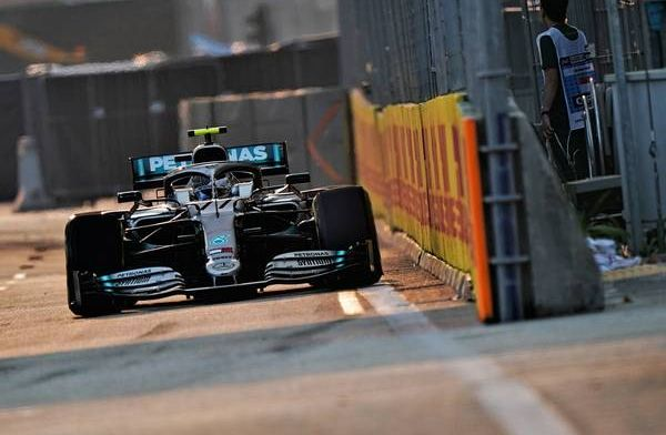 Mercedes unhappy: We have to get our act together for Singapore Grand Prix