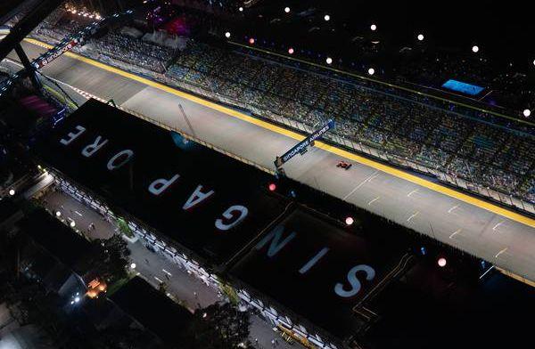 Wat zegt de kwalificatie over de Grand Prix van Singapore?