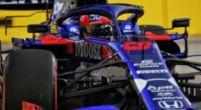 Afbeelding: Motorwissel voor Daniil Kvyat na opnieuw een olielekkage bij Honda