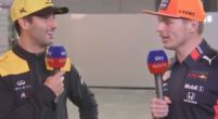 Afbeelding: Missen Verstappen en Ricciardo elkaar nog steeds?