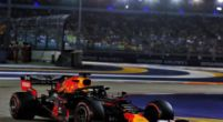 """Image: Verstappen not happy with P4 on grid in Singapore: """"I came here to win"""""""