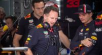 "Image: Horner remains optimistic but ""had hoped to be higher up the order"" in qualifying"