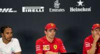 """Afbeelding: Hamilton, Vettel  en Leclerc zijn geen fans van sprintrace: """"Het is bullshit"""""""
