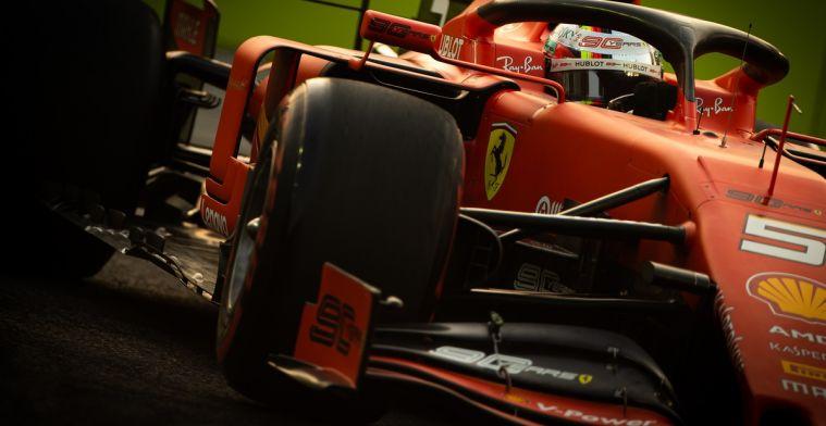 Vettel pakt eindelijk weer de winst: Ik heb zoveel steun gehad van mijn fans