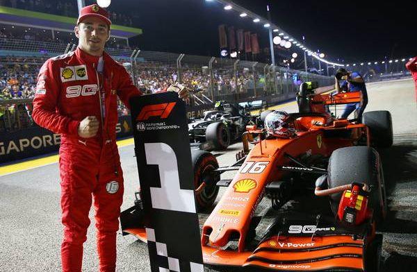 LIVE: F1 Grand Prix van Singapore 2019!