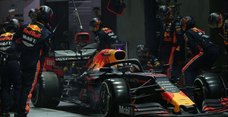 Max Verstappen snoept toch nog knap een podium mee in Singapore!