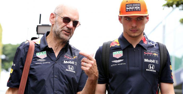 Newey wijst op probleem Red Bull in Singapore: Waren daar niet blij mee