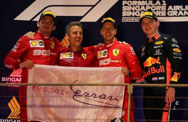 Singapore GP Driver Ratings: Top marks for the Ferrari boys!