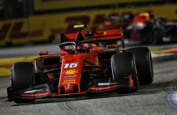 Leclerc admits it was difficult to lose like that after Vettel undercut