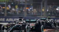 """Afbeelding: Hamilton is teleurgesteld in het team: """"We konden de race makkelijk winnen"""""""