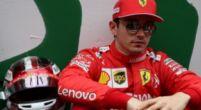 """Afbeelding: Leclerc baalt na P2 in Singapore: """"Als coureur zie je niet het volledige plaatje"""""""