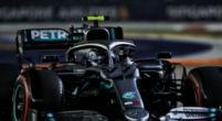 Afbeelding: Bottas had geen goede ronde Q3 door in de weg rijdende Hamilton
