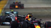 """Afbeelding: Boordradio Verstappen: """"Je verdient dit, de Mercedessen goed verslagen"""""""