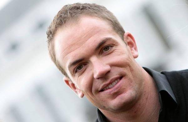 Robert Doornbos viert zijn 38ste verjaardag