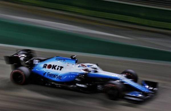 Russell not pleased with Romain Grosjean