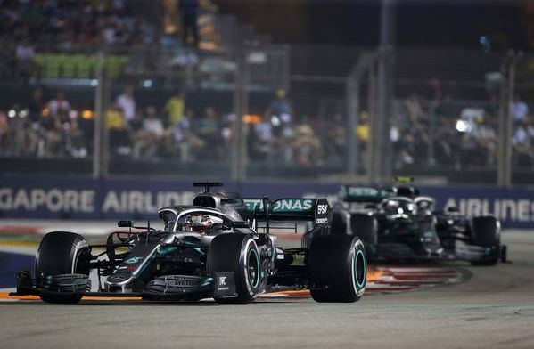 Lewis Hamilton urges Mercedes to step it up to match hungrier Ferrari