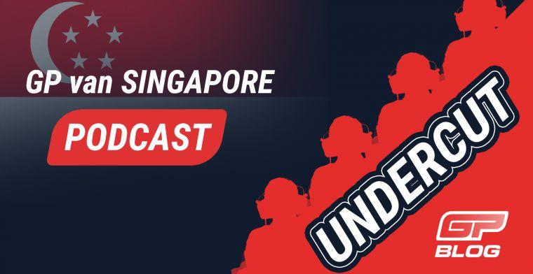 PODCAST   UNDERCUT #25 SINGAPORE GP: WAAR LIET RED BULL HET LIGGEN?