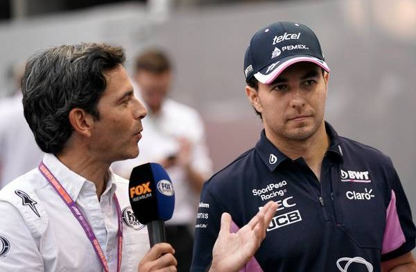 Sergio Perez admits bad race was coming for Racing Point in Singapore Grand Prix