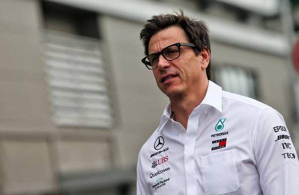 Wolff na teleurstellende Singapore GP: James zei al: 'I f*cked it up'