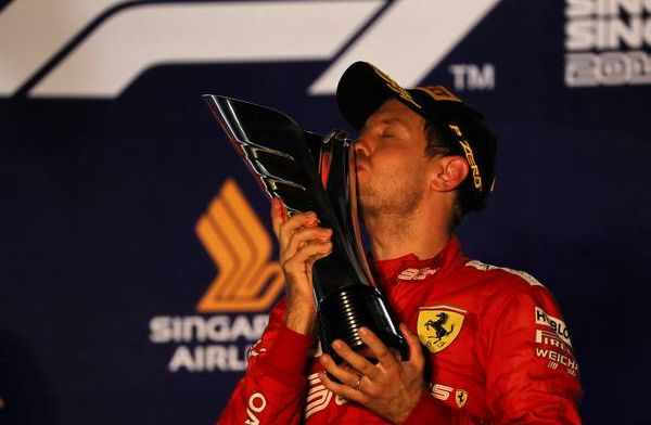 De internationale pers bejubelt wederopstanding Sebastian Vettel en Ferrari