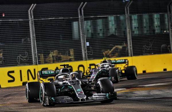 Mercedes ontevreden: ''We hebben een kans voor open doel gemist''