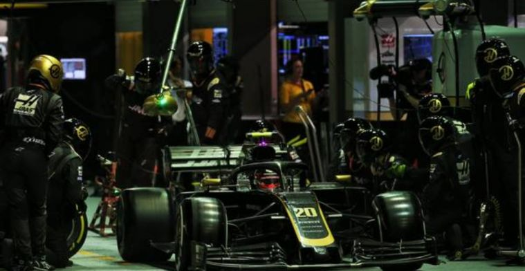 "Magnussen: ""Unfortunately setting the fastest lap wasn't worth anything for me"