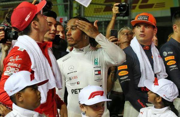 Lewis Hamilton vreest: ''Het wordt heel lastig om Ferrari nog te verslaan''