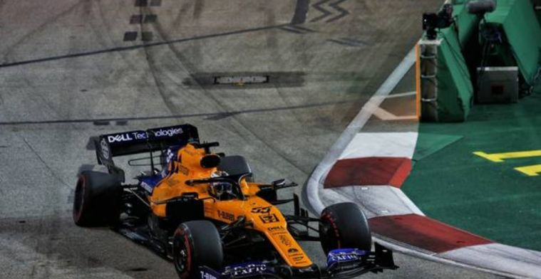 Sainz very frustrated after another non-points finish