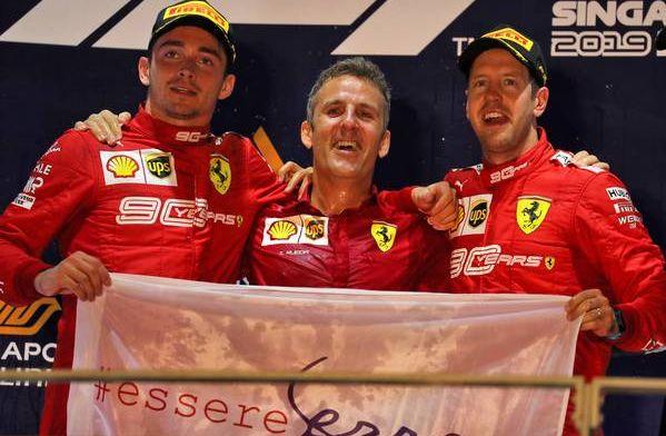 Dit zijn de vijf conclusies na het Grand Prix weekend in Singapore