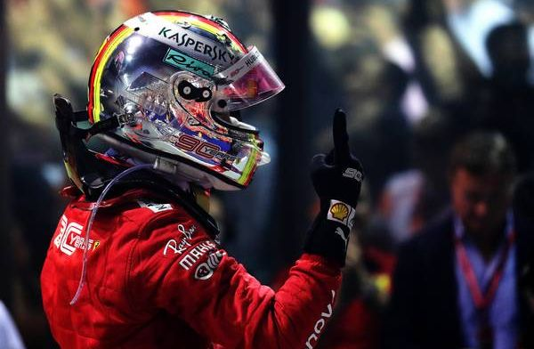 ''Geen enkel individu kan zeggen dat hij groter is dan het team Ferrari''
