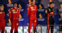 Afbeelding: Rapportcijfers voor coureurs na de Grand Prix van Singapore