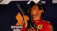 Afbeelding: De internationale pers bejubelt wederopstanding Sebastian Vettel en Ferrari