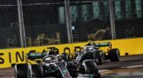 Afbeelding: Mercedes ontevreden: ''We hebben een kans voor open doel gemist''