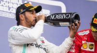 Image: Watch: Hamilton orders Toto Wolff to talk backstage
