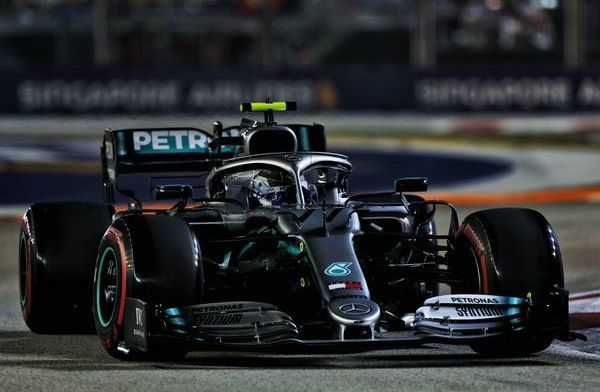 Martin Brundle diagnoses Mercedes mistakes in Singapore