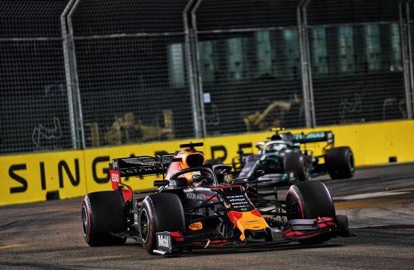 Windsor mild voor Red Bull en Honda: ''Ze doen het geweldig in hun eerste jaar''
